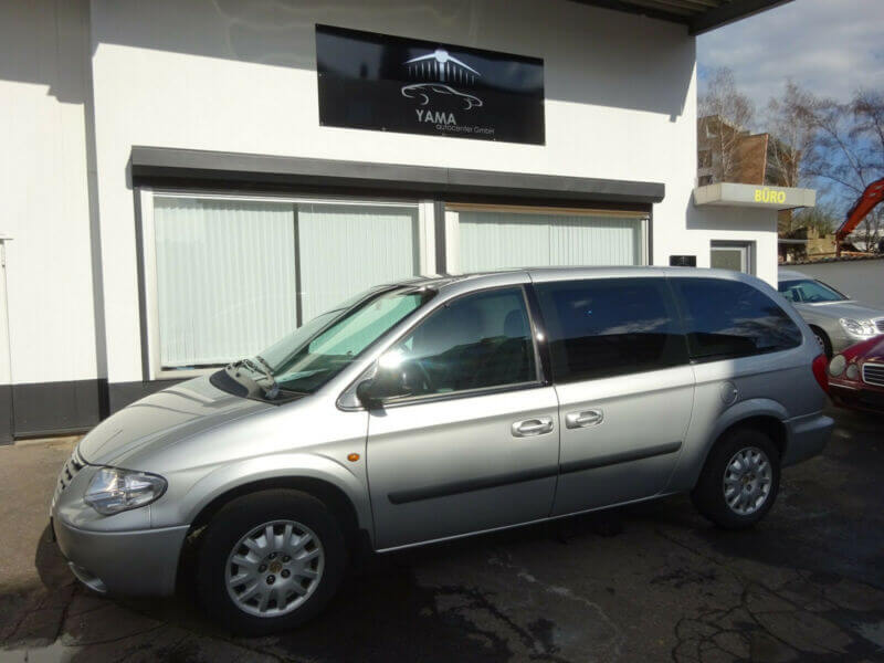 Chrysler Grand Voyager 2006